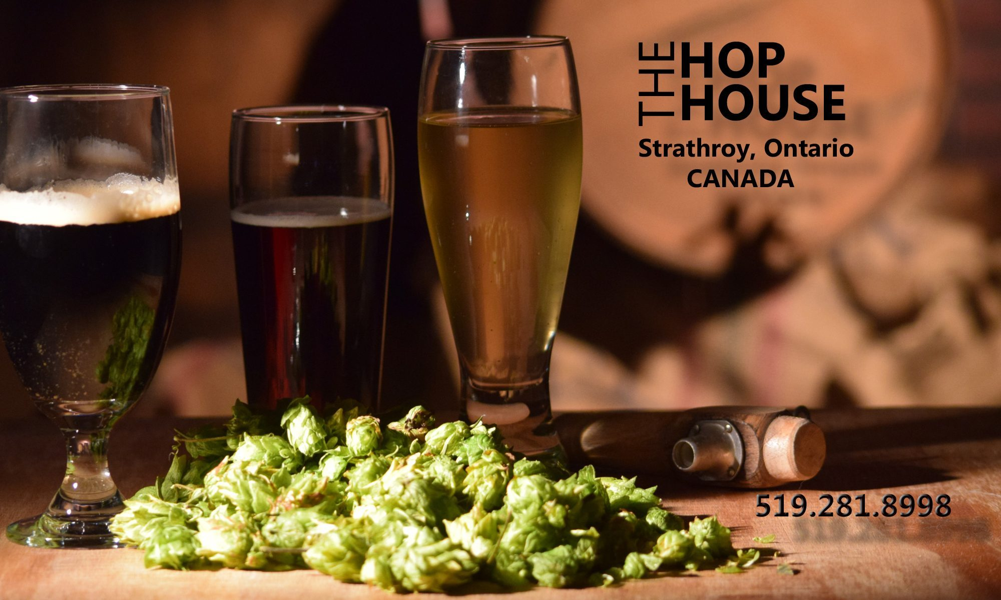 All Great Beers...Deserve Exceptional Hops